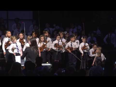 Léman Manhattan 1st-3rd Grade Winter Concert 12 07 2016