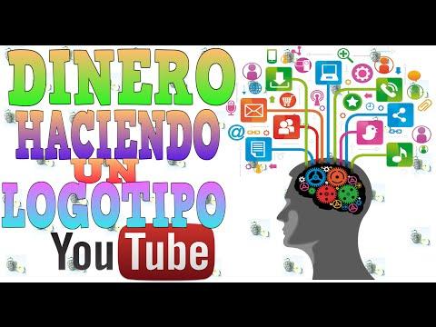 Gana dinero haciendo un logotipo para yotube de YouTube · Duración:  2 minutos 37 segundos