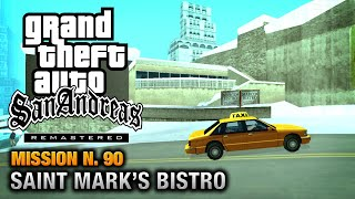 GTA San Andreas Remastered - Mission #90 - Saint Mark
