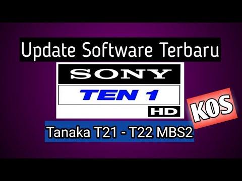 Update Software Sony Ten 1 HD 2018 K0S Tanaka T22 21 Mbs2 thumbnail