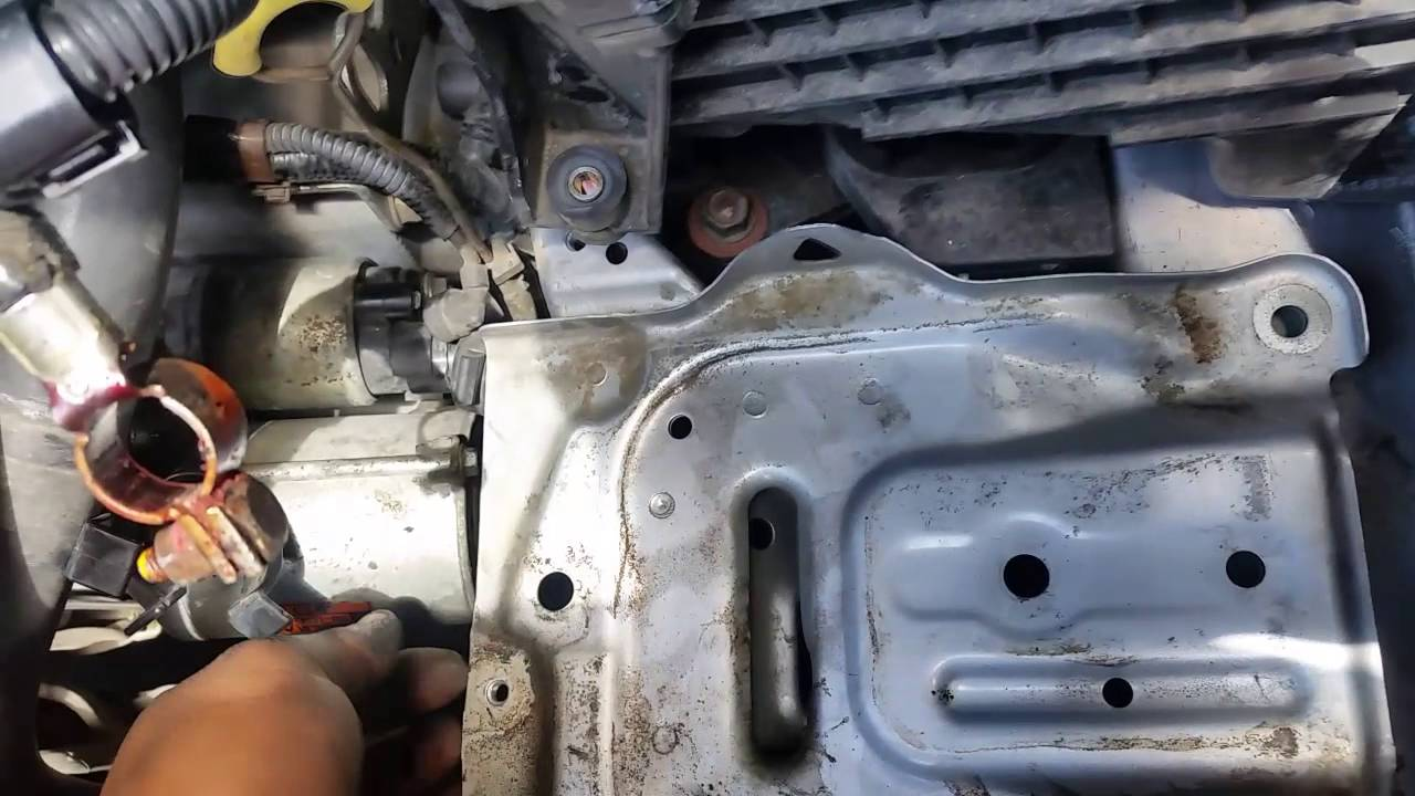 Honda accord 2005 starter