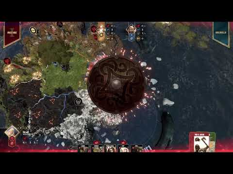 Blood Rage gameplay - GogetaSuperx |