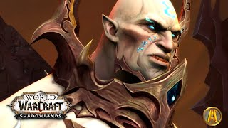 The Jailer Attacks & Anduin's Sacrifice - All Cutscenes [World of Warcraft: Shadowlands Lore]