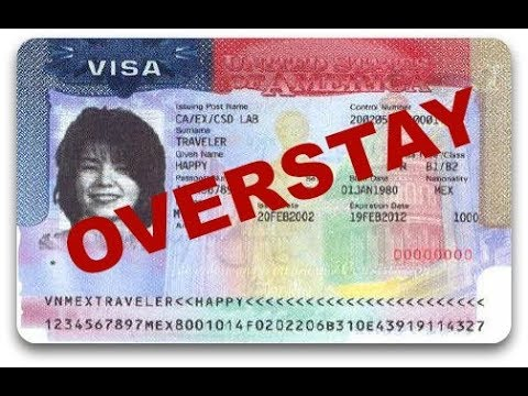 overstaying  penalties in UAE Is Revealed on tourist, visit and residency visa.