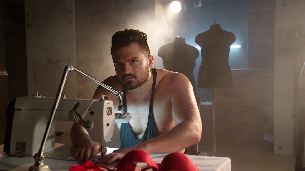 Сексуальные мужчины шьют белье Mark Formelle