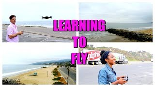 July Vlog- Learning to Fly the Drone & New in Beauty
