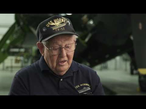 TBM Avenger Pilot Ken Glass - Full Interview