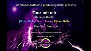 Faun feat Santiano - Tanz mit mir (Karaoke Version)