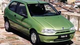 Fiat Palio History 1996-2012