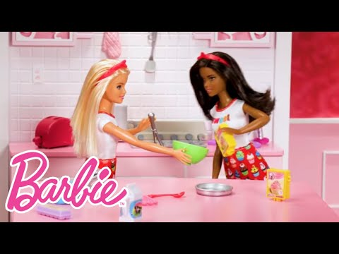 Barbie® YouTube Music Video Cooks Up Fun with Food Toys | Barbie® Careers | Barbie
