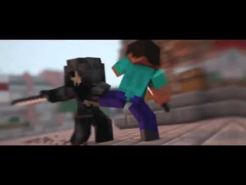 FREE Minecraft PvP Intro Template C4D AE + Download Link