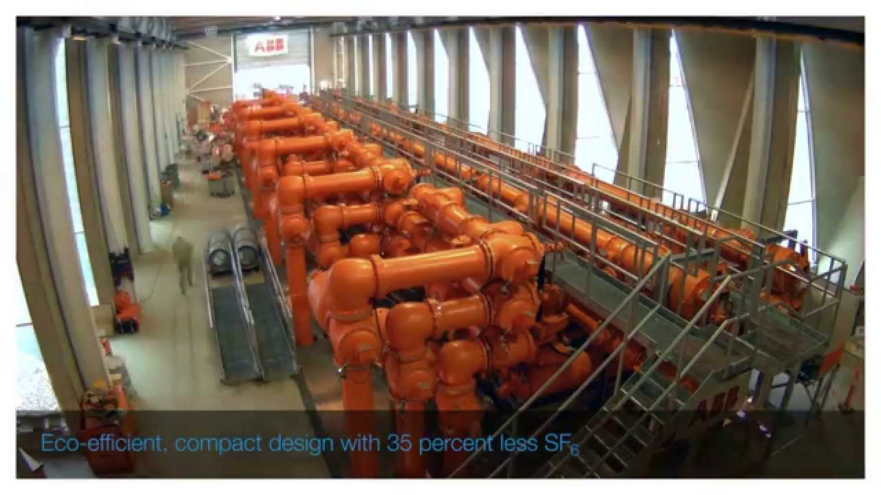 ABB's gas-insulated switchgear supports integration of wind power into the  Danish grid