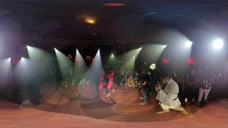 IRVING & MARTHA Bachata Dance Performance 360° VR Video At THE SALSA ROOM