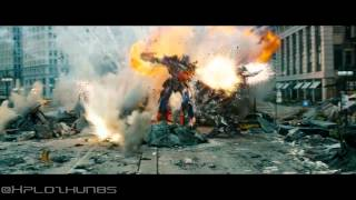 SKRILLEX- Optimus Prime Dubstep 1.5 HD