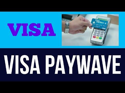 Visa Paywave Debit Card