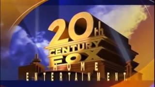 Заставка кинокомпании 20 век Fox Для MLG Монтажа