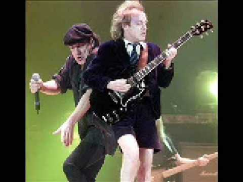 AC/DC It's A Long Way To The Top (If You Wanna Rock N' Roll)
