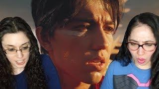 Димаш Кудайберген - Любовь уставших лебедей | Dimash Kudaibergen - Love Of Tired Swans Reaction