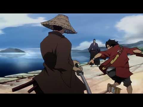 Samurai Champloo - Jin vs Kariya