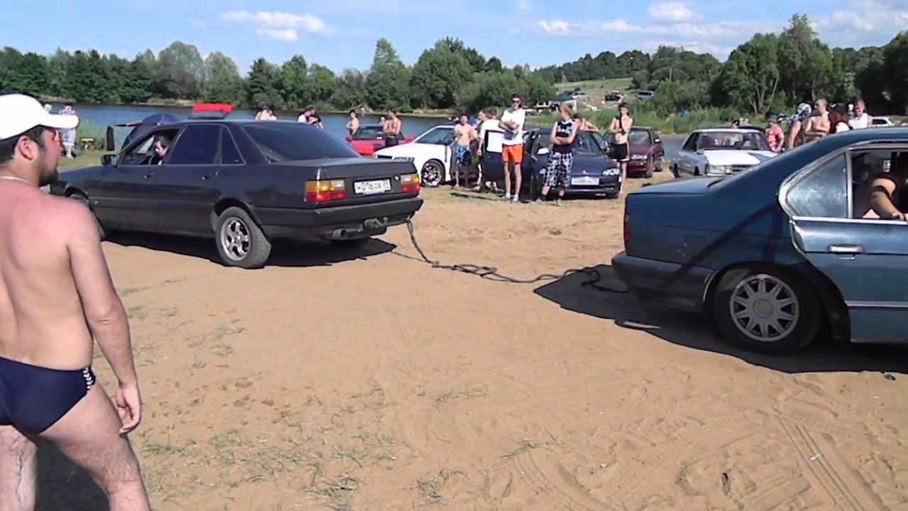 Audi Turbo Quattro Vs Bmw 5 Funnydog Tv