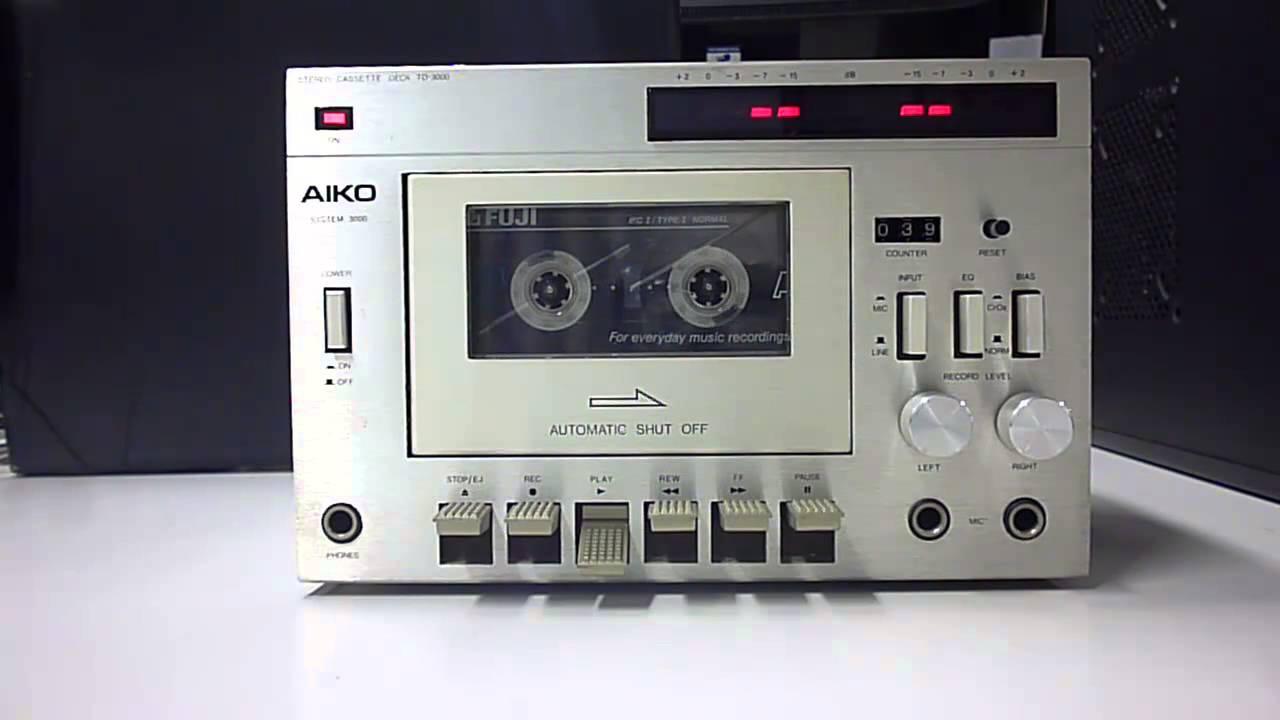 Resultado de imagem para fita k7 e tape decker