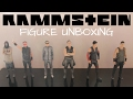 3D Printed Rammstein Figurine Unboxing! [ALL SIX FIGURES] First Impressions + Tips