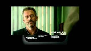 Промо-ролик Доктор Хаус 8 сезон 8 серия