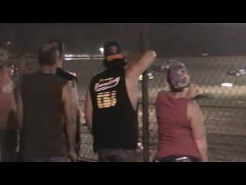 Charleston Speedway Raymond White Memorial Factory Stock Dash 8/6/16