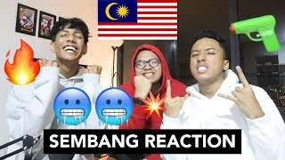 SEMBANG - MADDAYZ (Zynakal Disstrack) - MALAYSIAN REACTION