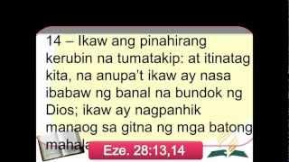 San Nagmula Ang Kasalanan [Origin of Sin] - Jun Lumingkit - Tagalog Bible Study