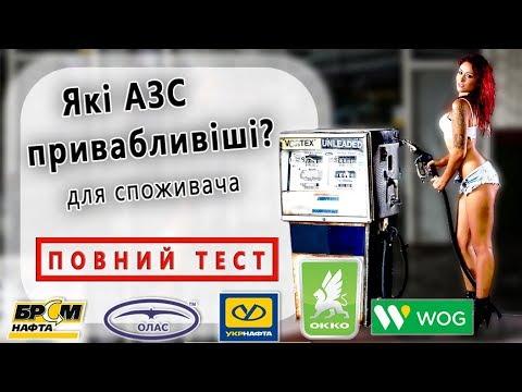 Тест якості А-95 та ДП на заправках (ч.1) - Смешные видео приколы