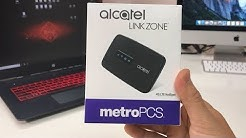 How to get CHEAP internet in 2018 - Alcatel LINKZONE Unboxing and Review