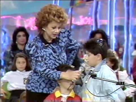 Piccoli Fans 26-10-1986 - I RAGAZZI DEL SOLE di SOLOFRA (AV) - YouTube