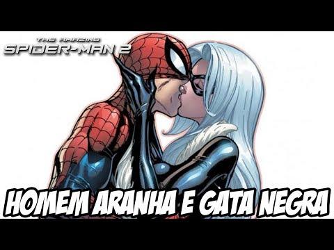 The Amazing Spider Man 2 Homem Aranha X Gata Negra Youtube