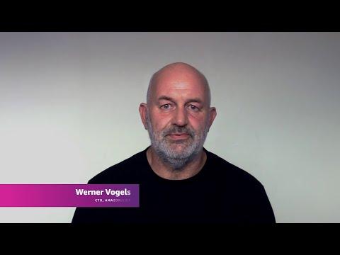Werner Vogels on the AWS Cloud Development Kit (AWS CDK)