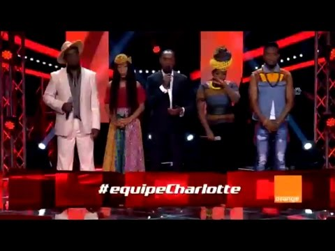 Replay épreuve ultime 2 - Equipe Charlotte   The Voice Afrique francophone 2016