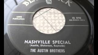 Nashville Special  The Austin Brothers  Black Jack 1957 Rockabilly California