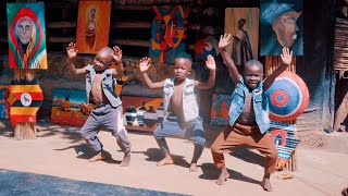 Masaka Kids Africana Dancing Mood [Behind the Scenes]