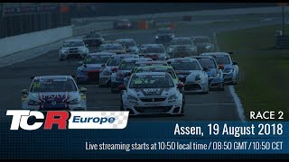 2018 Assen, TCR Europe Round 10 in full
