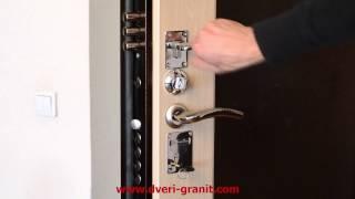 Стальная дверь Гранит М3(Стальная дверь Гранит М3, обзор модели. Адрес официального производителя: http://dveri-granit.com., 2013-05-05T13:10:20.000Z)
