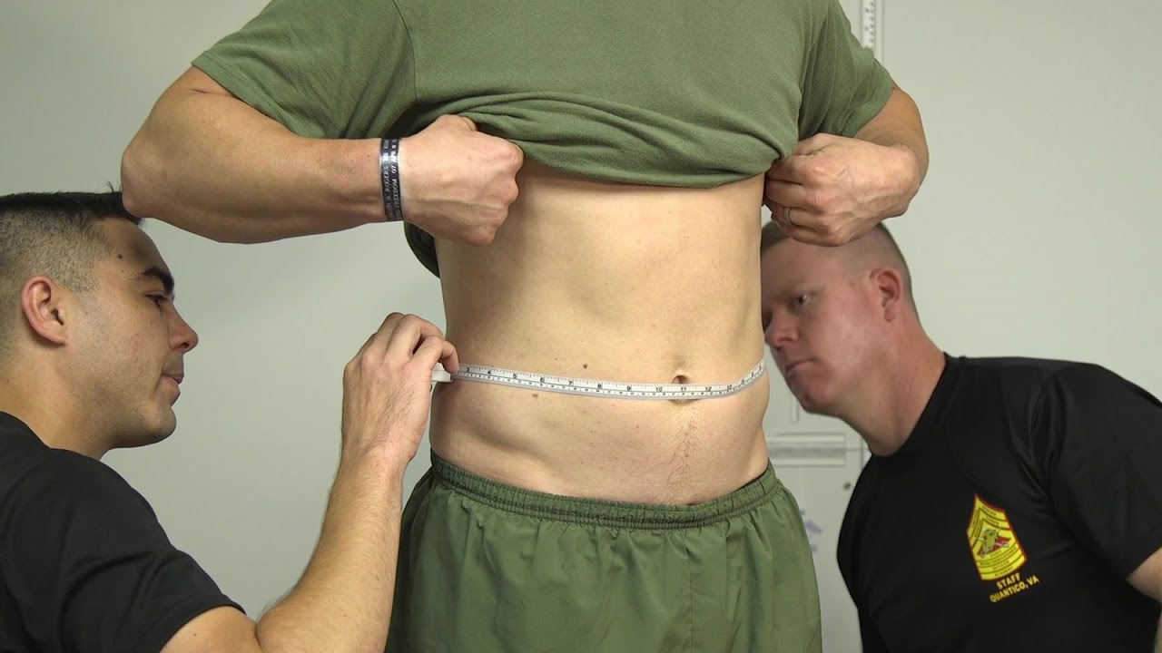 USMC Body Composition Program – Self-Tensioning Taping Device Usage