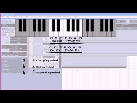 Cubase SX 3 Tutorial - Lesson 30:  Music Notation