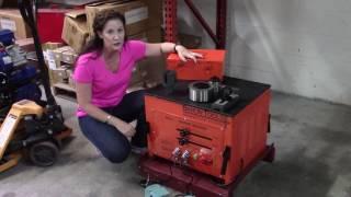 Baron Tools RB-32 Inch & A Quarter Rebar Bender