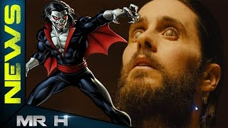Jared Leto To Play MORBIUS The Living Vampire In Spider-Man Spinoff
