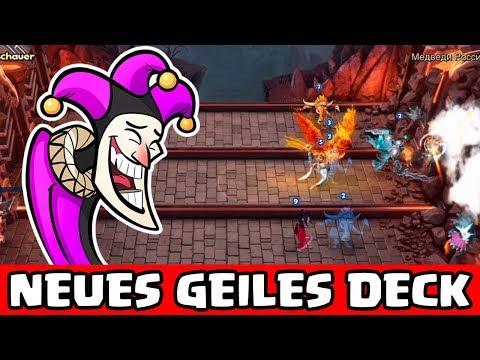 NEUES GEILES DECK 👌👍👌 | CASTLE CRUSH || [Deutsch/German HD+]