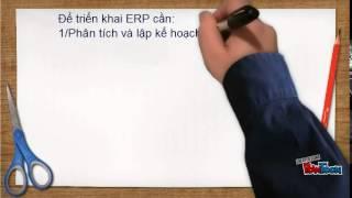 Ứng dụng ERP vào  công ty Vinamilk