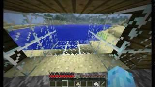 давайте играть в minecraft  часть 1-строим милый дом