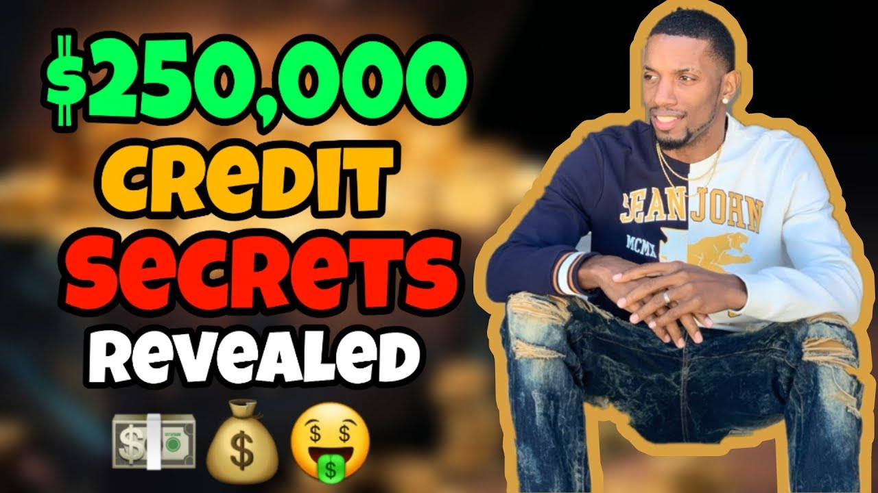 THE POWER OF CREDIT | BUSINESS CREDIT 2020 | 6 FIGURES IN 8 MONTHS