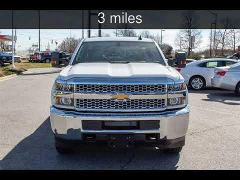 2019 Chevrolet Silverado 2500HD Work Truck New Cars - Charlotte,NC - 2019-03-11