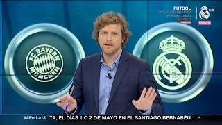 BAYERN - REAL MADRID SORTEO semifinal UEFA CHAMPIONS LEAGUE 13/04/2018